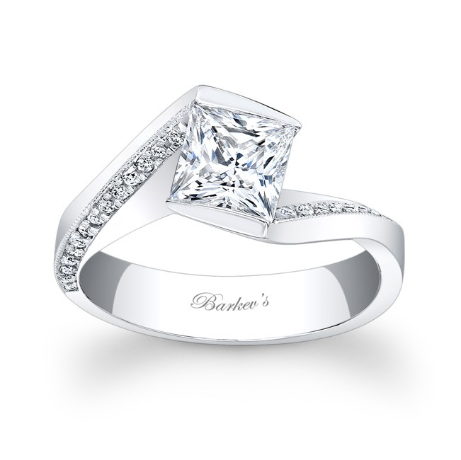 Princess Cut Engagement Rings Engagement Rings Wiki