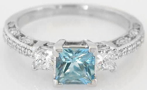 solitaire shank f melinda aqua engagement ring aquamarine rings like sculptural double organic branch products unique