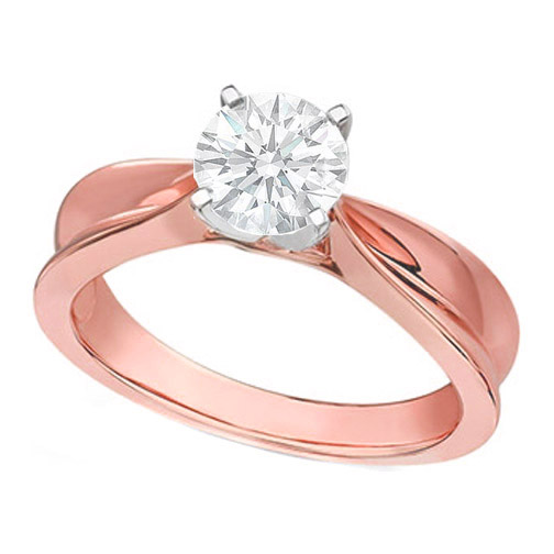 Rose Gold Engagement Rings Engagement Rings Wiki