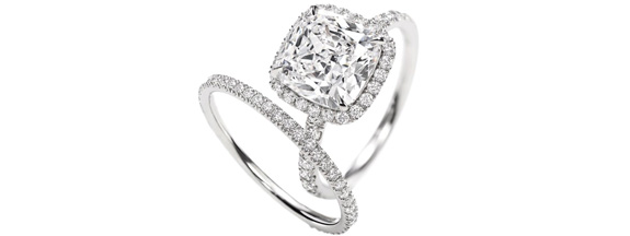 How To Choose and Where to Find Cushion Cut Engagement Rings