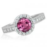 round-pink-diamond-engagement-ring
