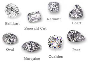 solitaire-diamond-cuts