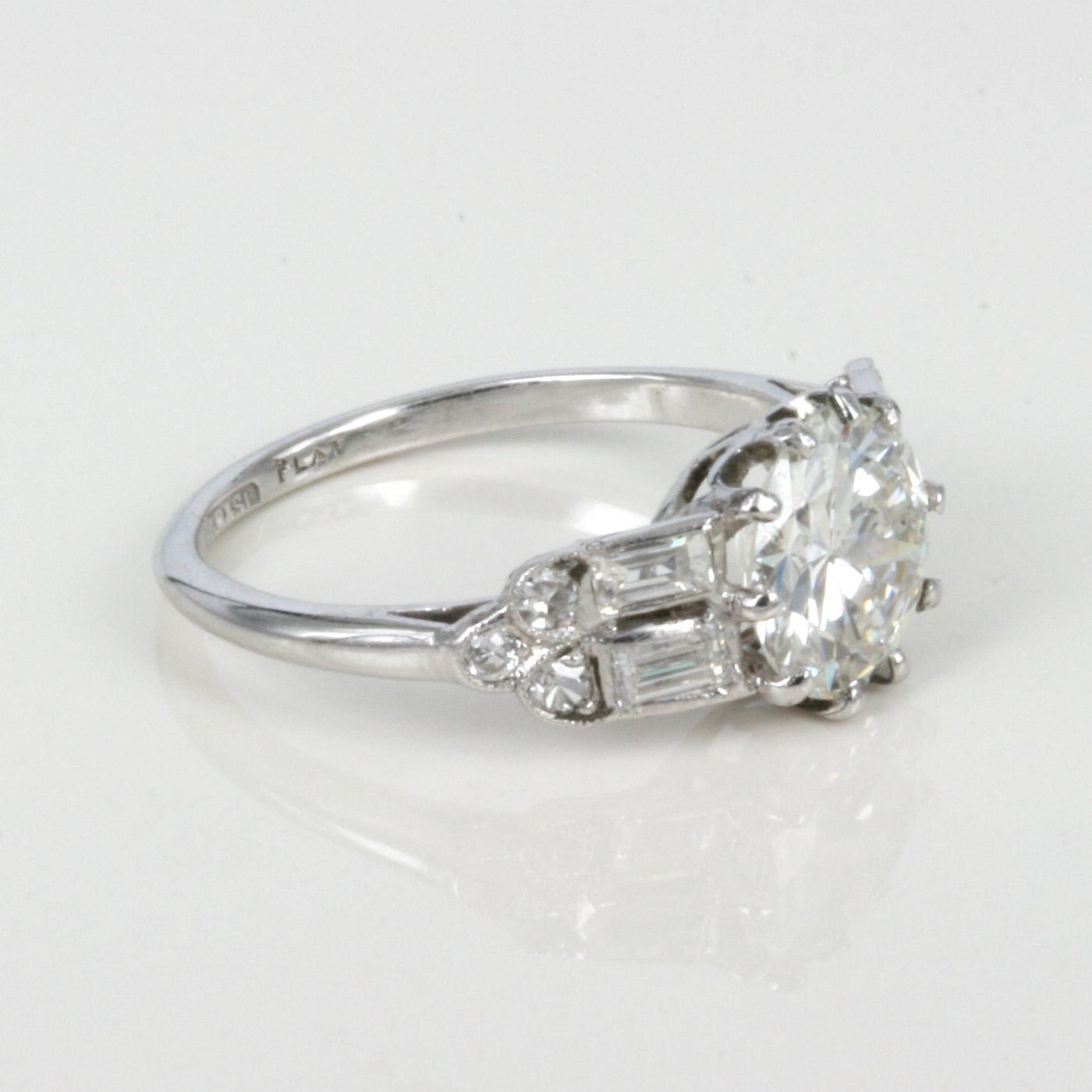 art deco enement rings wiki - Art Deco Wedding Ring