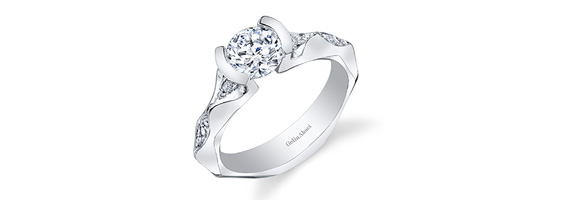 Palladium Engagement Rings